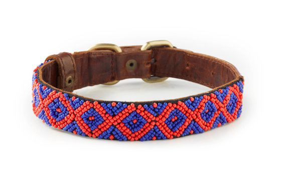 Wanted Beaded Collars for Pets