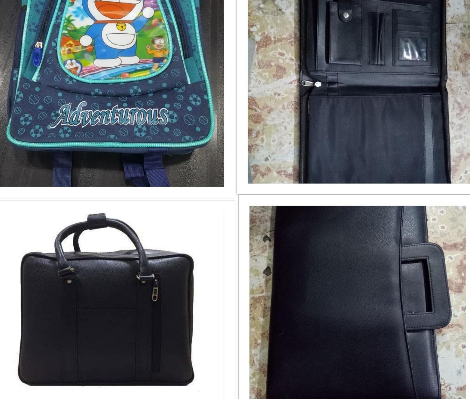 Seeking Suppliers of  Kids School Bags, Leatherette/ PU Laptop Side Bags, Leatherette/ PU Folders