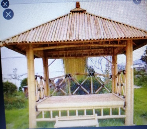 Looking to buy Bamboo Gazebo from India